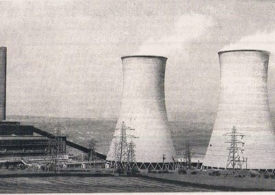 010 Power Station Cooling Towers